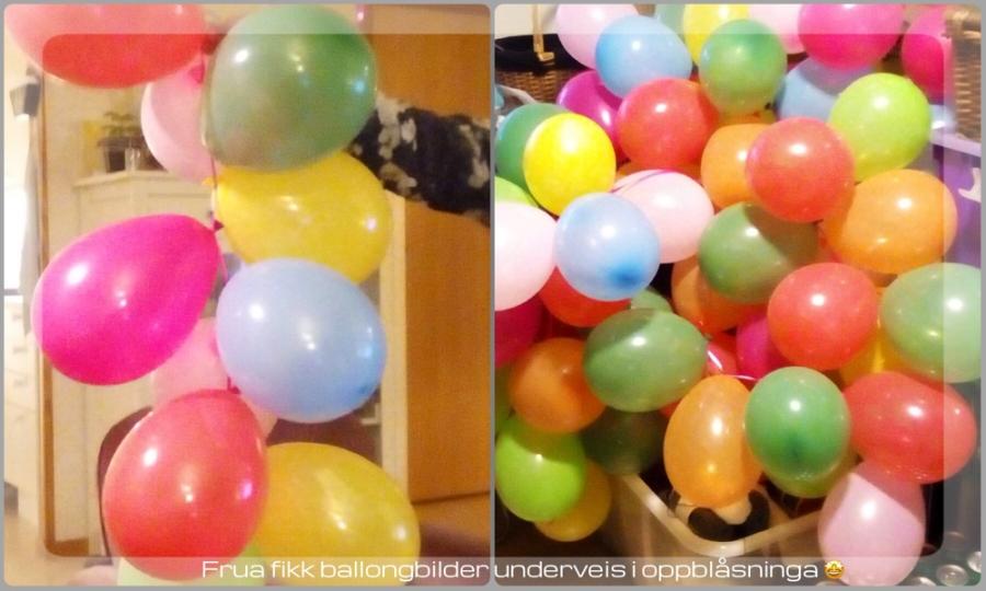 100 ballonger