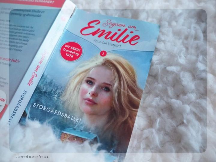 serieromanen sagaen om emilie