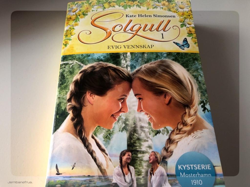 Serieromanen Solgull lanseres snart.