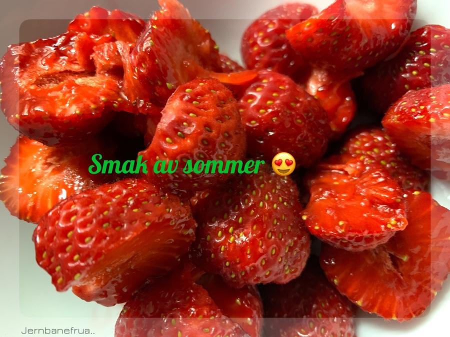 Norske jordbær