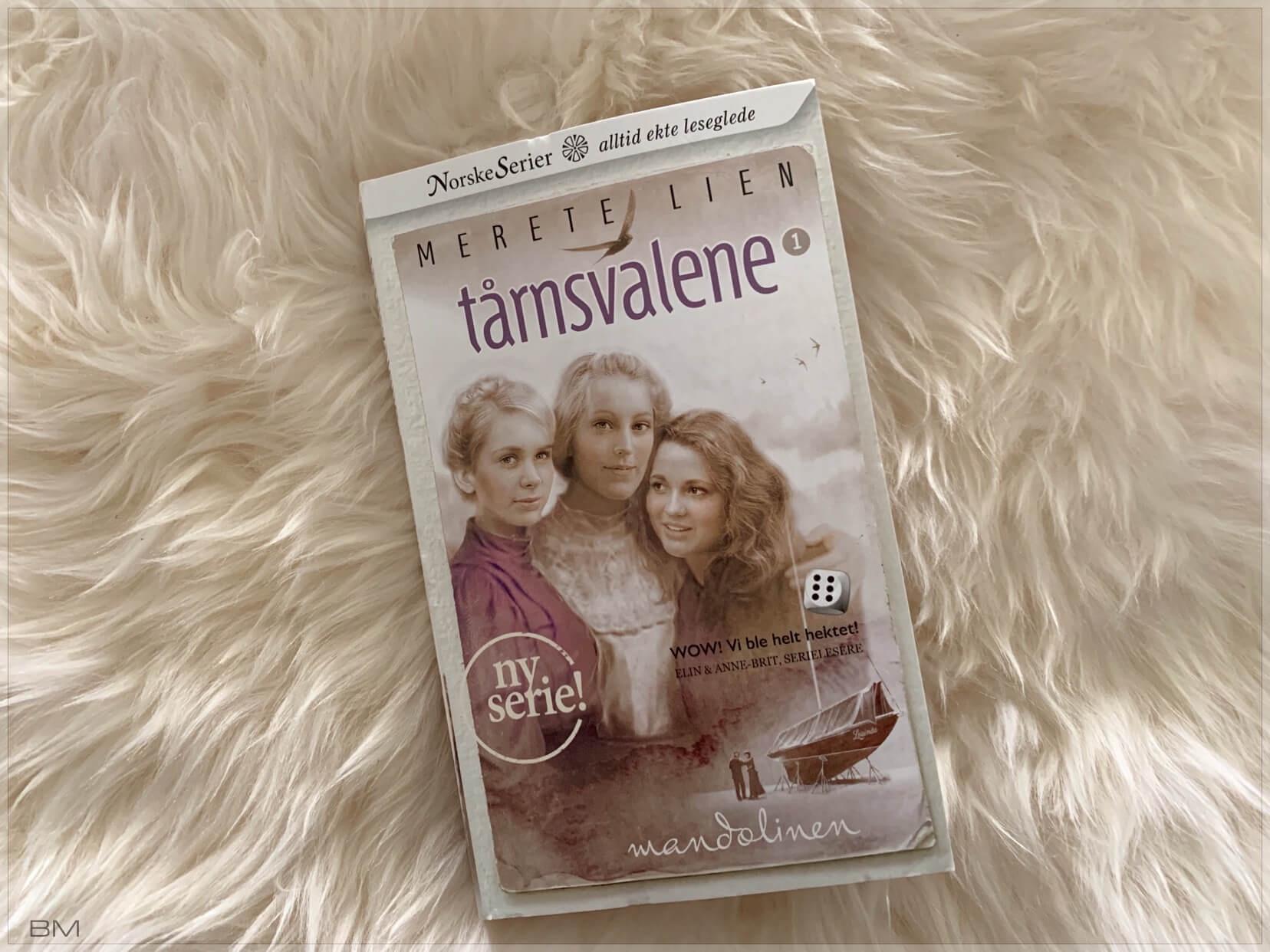 Serieromanen Tårnsvalene av Merete Lien