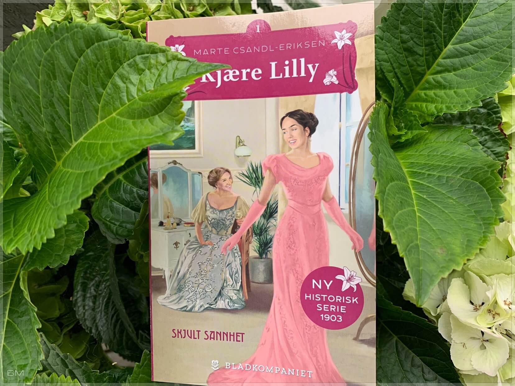 serieromanen Kjære Lilly.