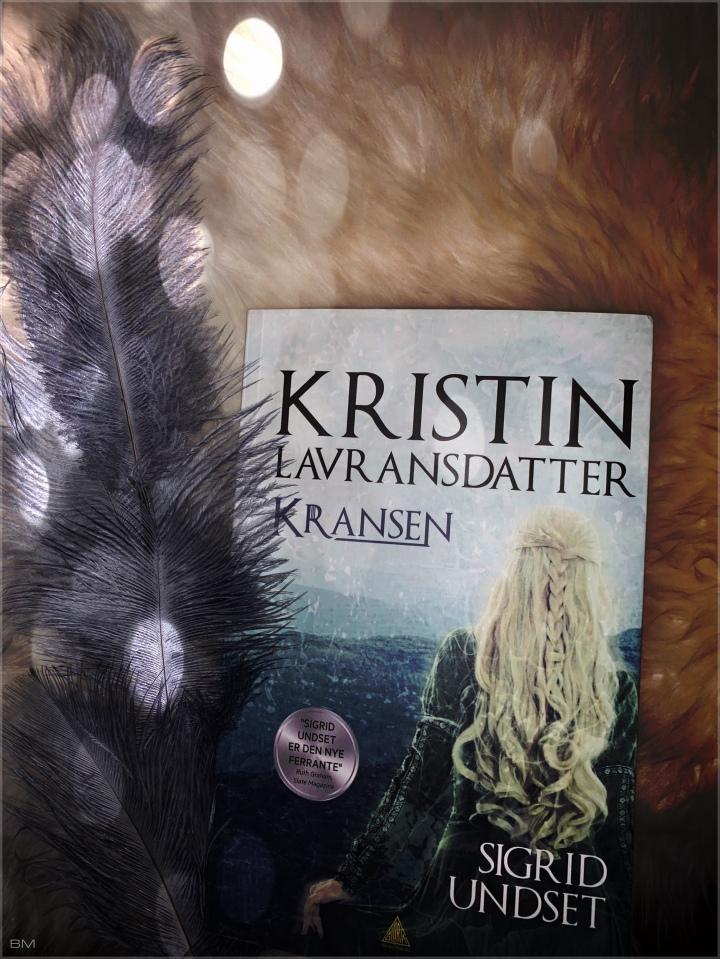 Kristin Lavransdatter. Ny og språklig bearbeidet versjon avKransen.