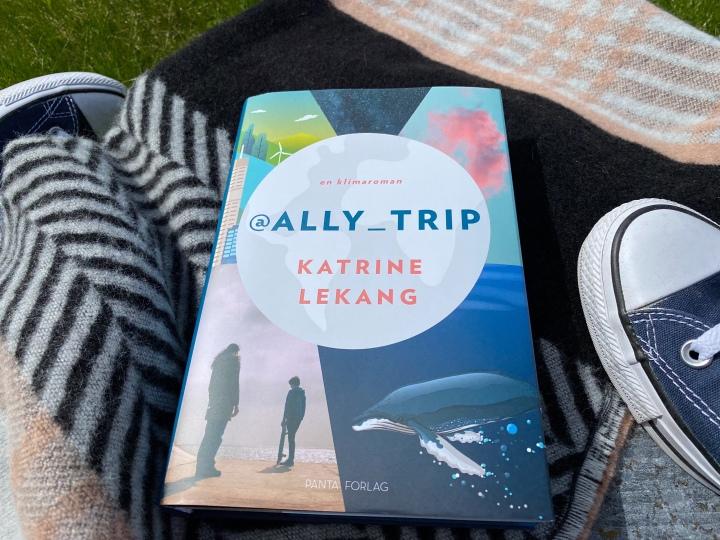 @ally_trip. En klimaroman.