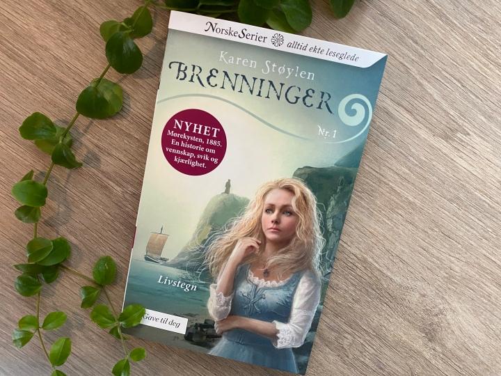Serieromanen Brenninger.