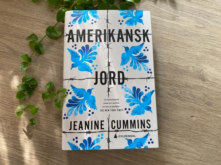 Bokanmeldelse. Amerikansk Jord, av JeanineCummins.