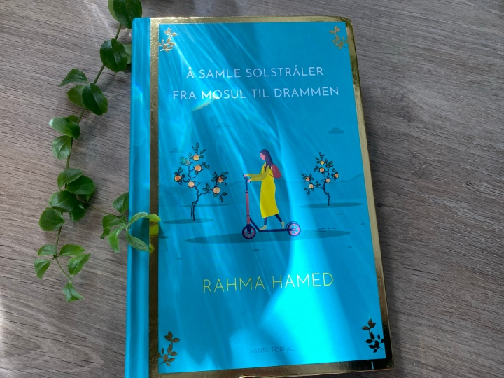Bokanmeldelse. Å samle solstråler fra Mosul til Drammen, av RahmaHamed